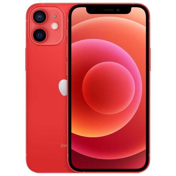 Смартфон Apple iPhone 12 mini 128GB, красный