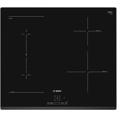 Индукционная варочная панель Bosch PWP631BB1E