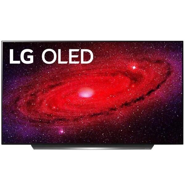 """Телевизор OLED LG OLED65CXR 65"""" (2020), черный"""