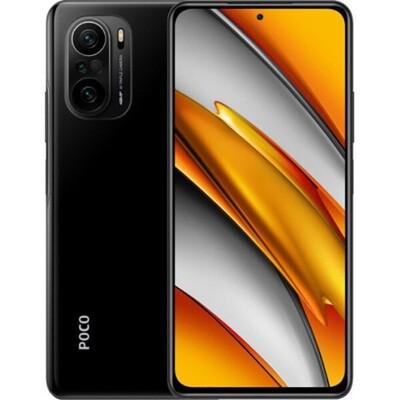 Смартфон Xiaomi Poco F3 NFC 6/128GB, Night Black