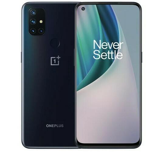 Смартфон OnePlus Nord N10 5G, midnight ice