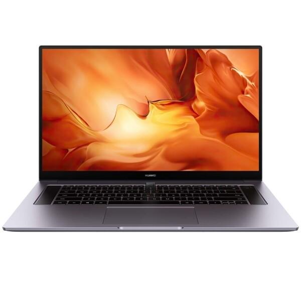 "Ноутбук HUAWEI MateBook D16 (AMD Ryzen 5 4600H 3000MHz/16.1""/1920x1080/8GB/512GB SSD/AMD Radeon Graphics/Windows 10 Home) 53011SJJ, космический серый"