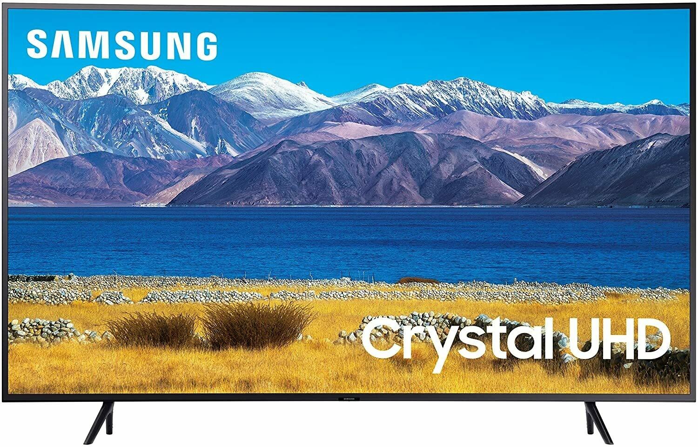 "Телевизор Samsung UE55TU8300U 55"" (2020)"