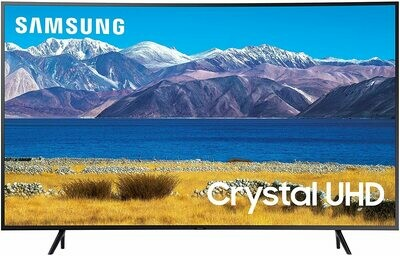 """Телевизор Samsung UE55TU8300U 55"""" (2020), черный"""