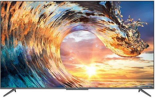 """Телевизор TCL 43P717 43"""" (2020), черный/серый"""