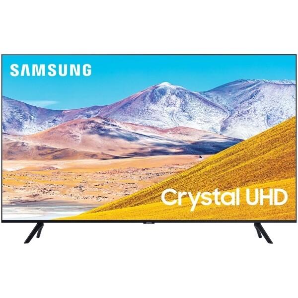 """Телевизор Samsung UE82TU8000U 82"""" (2020), черный"""