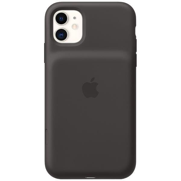 Чехол-аккумулятор Apple Smart Battery Case для Apple iPhone 11 черный