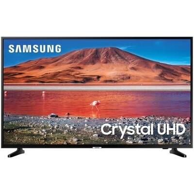 """Телевизор Samsung UE43TU7002U 43"""" (2020), черный"""