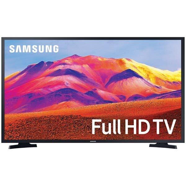 """Телевизор Samsung UE32T5300AU 32"""" (2020), черный"""