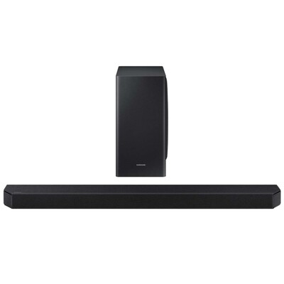 Саундбар Samsung HW-Q900T черный