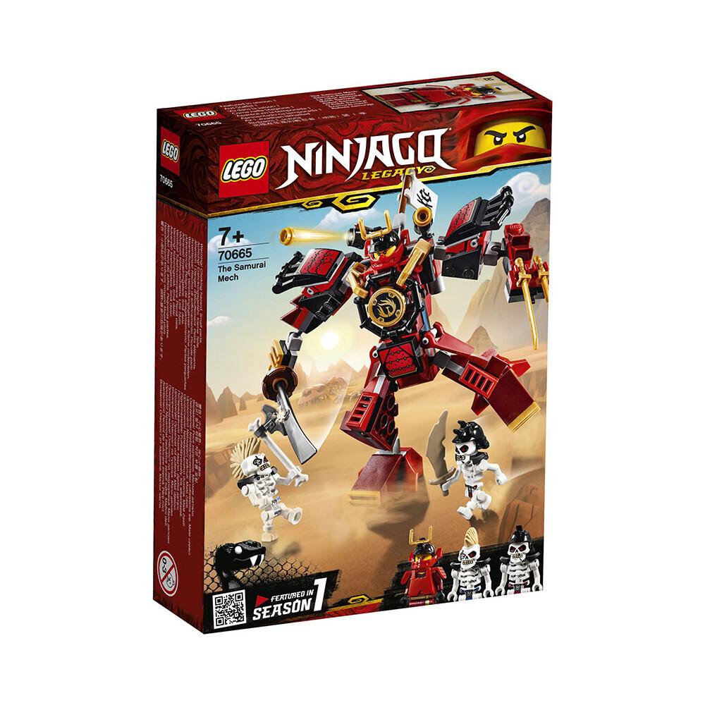 Конструктор LEGO Ninjago 70665 Робот-самурай