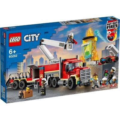 Конструктор LEGO City 60282 Команда пожарных
