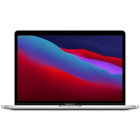 "Ноутбук Apple MacBook Pro 13 Late 2020 (Apple M1/13""/2560x1600/8GB/512GB SSD/DVD нет/Apple graphics 8-core/Wi-Fi/Bluetooth/macOS) MYDC2RU/A, серебристый"