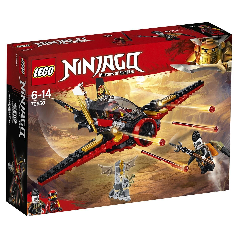 Конструктор LEGO Ninjago 70650 Крыло судьбы