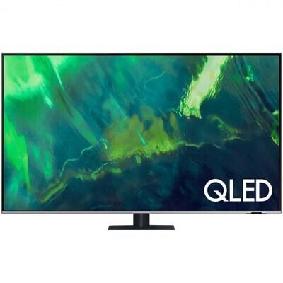 """Телевизор QLED Samsung QE55Q77AAU 55"""" (2021)"""