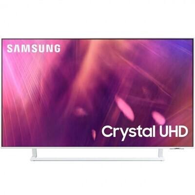 """Телевизор Samsung UE43AU9010U 43"""" (2021), белый"""