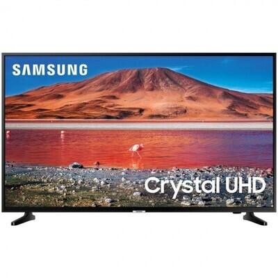 """Телевизор Samsung UE55TU7002U 55"""" (2020), черный"""