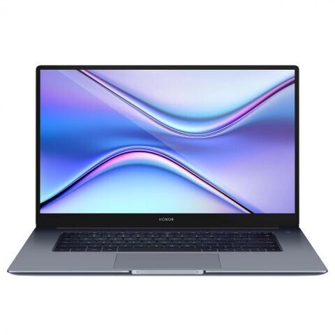 "Ноутбук HONOR MagicBook X 15 BBR-WAH9 (Intel Core i5 10210U/15.6""/1920x1080/8GB/512GB SSD/Intel UHD Graphics/Windows 10 Home) 53011VNJ, серый"