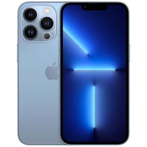 Смартфон Apple iPhone 13 Pro 256 ГБ, небесно-голубой