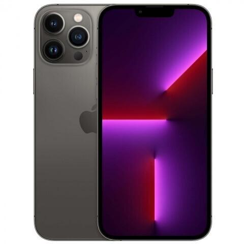 Смартфон Apple iPhone 13 Pro Max 128 ГБ, графитовый