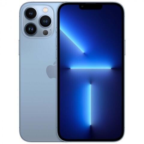 Смартфон Apple iPhone 13 Pro Max 1 ТБ RU, небесно-голубой