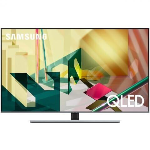 """Телевизор QLED Samsung QE75Q77TAU 75"""" (2020)"""
