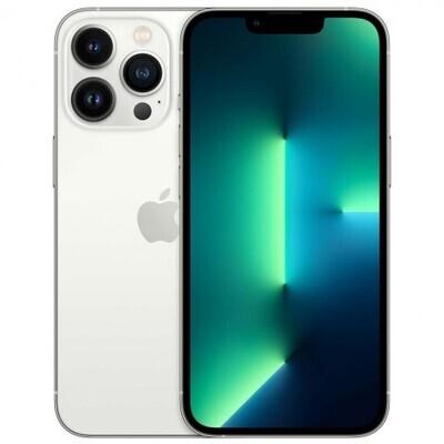 Смартфон Apple iPhone 13 Pro 128 ГБ, серебристый