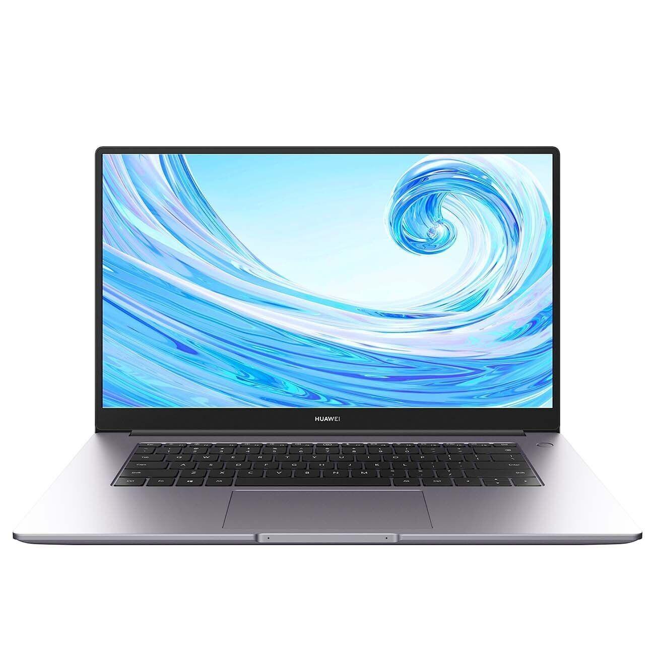 Ноутбук Huawei MateBook D 15 BoB-WAH9Q 8+512GB Mystic Silver