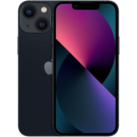 Смартфон Apple iPhone 13 mini 256 ГБ RU, тёмная ночь