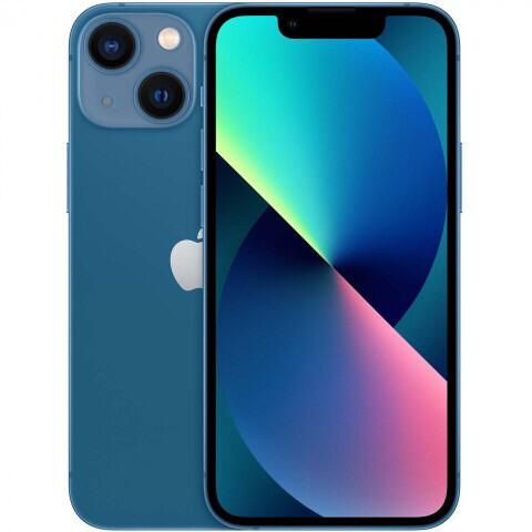 Смартфон Apple iPhone 13 mini 128 ГБ, синий