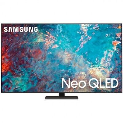 """Телевизор QLED Samsung QE65QN87A 65"""", черный"""