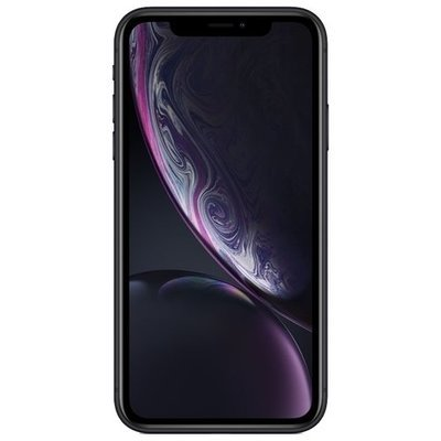 Смартфон Apple iPhone XR 64GB Black (Черный) RU/A