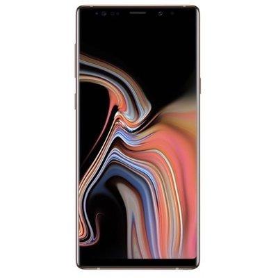 Смартфон Samsung Galaxy Note 9 512GB, медь