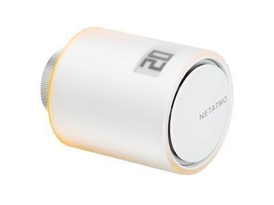 Дополнительный умный радиаторный клапан Netatmo Smart Radiator Valve