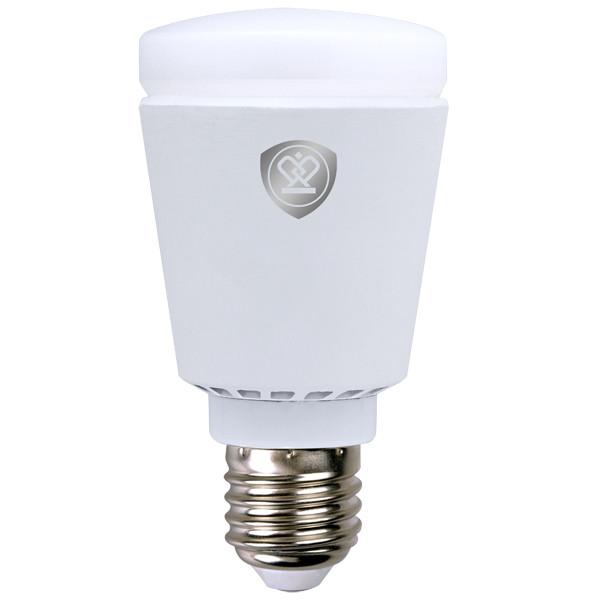 Умная лампа Prestigio Smart Colour LED Light 9W, E27, RU/A