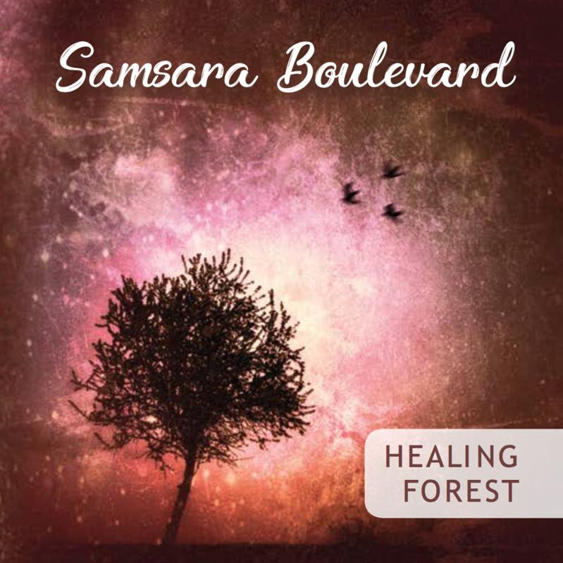 Samsara Boulevard - Healing Forest CD