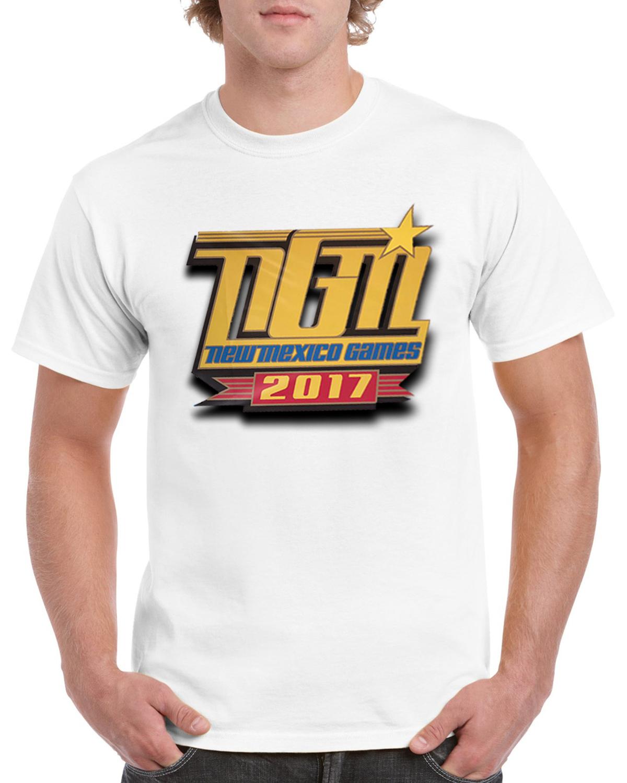 2017 New Mexico Games Athlete Shirt