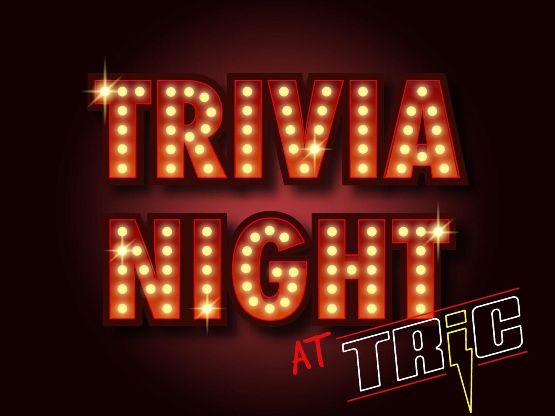 Tree Hill Trivia Night at TRIC