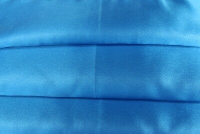 Essuie Main Satin Lamour Bleu 20
