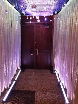 Entrée de Salle Disco / Disco Hall Entrance