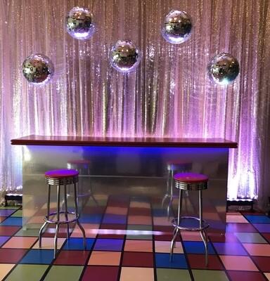 Coin Photo Disco / Disco Photobooth