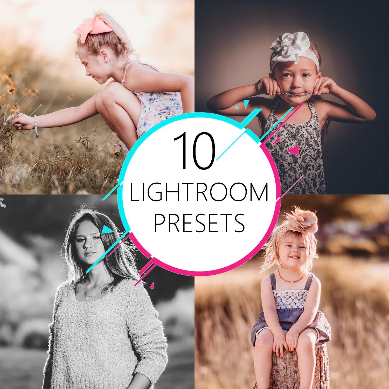 Lightroom Preset Pack