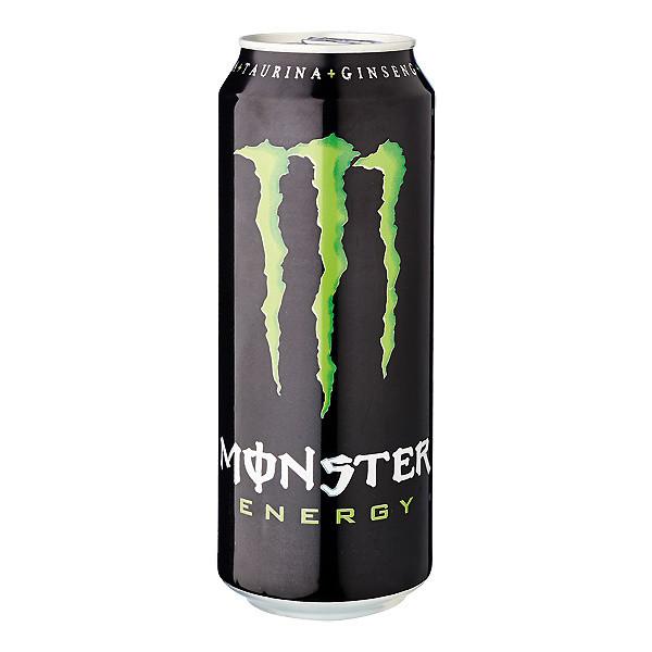 Energético Monster Energy original 500ml