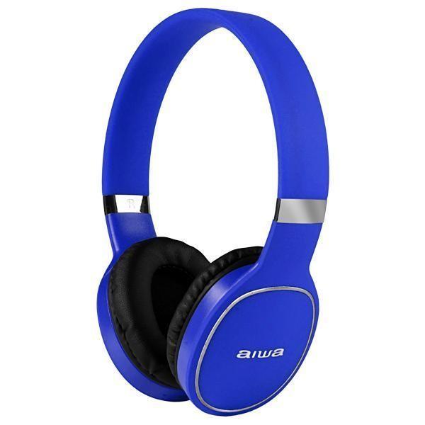 Fone de Ouvido Sem Fio Aiwa AW2 Pro com Bluetooth/Microfone - Azul
