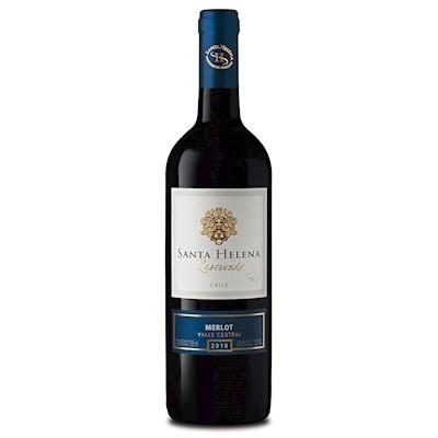 Vinho Reservado Santa Helena Merlot
