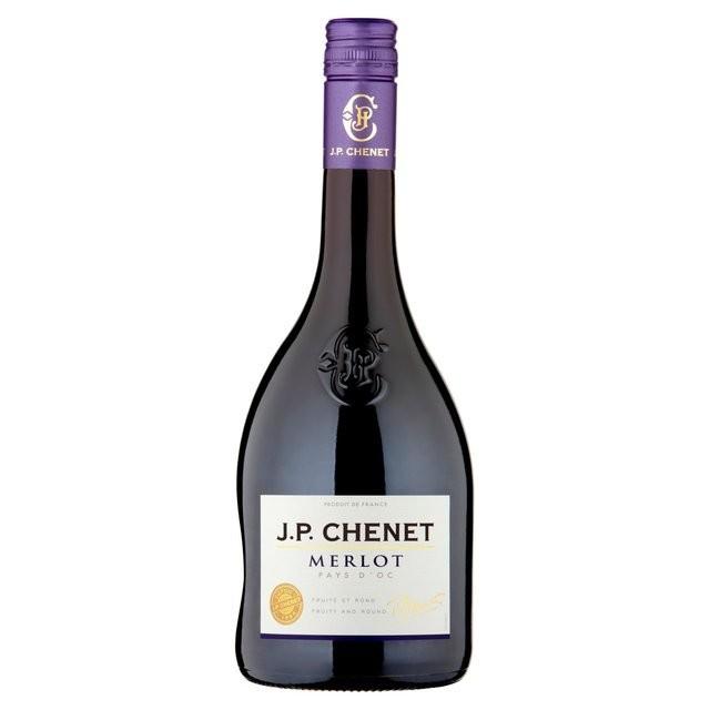Vinho JP. Chenet  Merlot