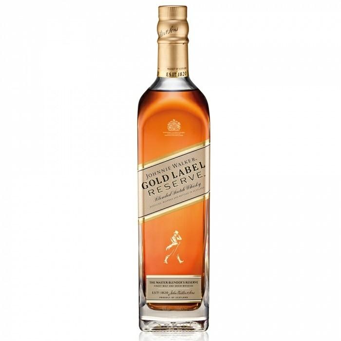 Whisky Gold Reserve Johnnie Walker 750ml