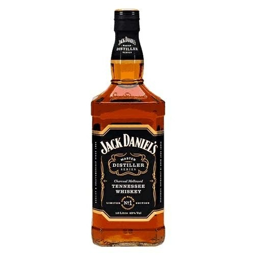 Whiskey Master Distillery Jack Daniel's 750 ml