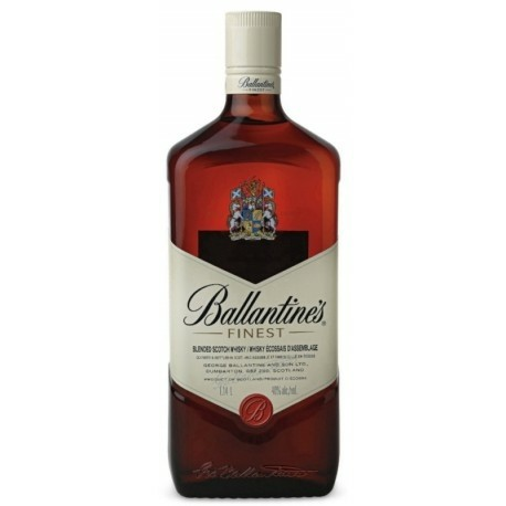 Whisky Ballantine's Finest Blended Scotch 1Litro