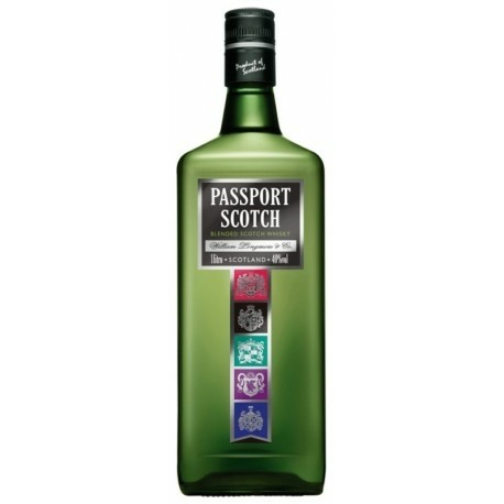Whisky Passport Scotch Blended 1L